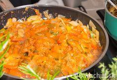 Hovädzie mäso na ukrajinský spôsob Curry, Ethnic Recipes, Food, Curries, Essen, Meals, Yemek, Eten