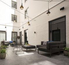 INK. hotel amsterdam, Amsterdam, 2015 - Concrete Architectural Associates