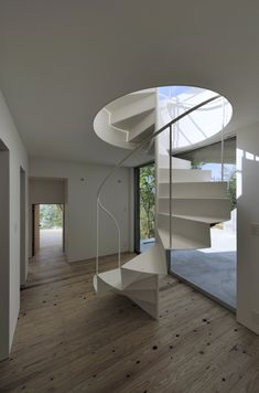 'A House' in Kisami by Florian Busch Architects