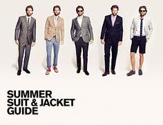 Summer Suit & Jacket Guide for Men at Nordstrom