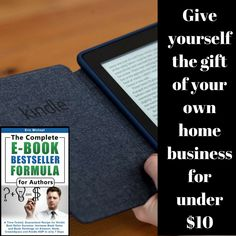 This Festive Season, Give yourself a gift of your own home business for under $10!!! Yes, You heard it right.  Grab your all-new Kindle Edition.  http://amzn.to/2dQZrGt   #blackfridays #blackfriday2017 #blackfridaysales #blackfridaydeal #blackfridaybr #blackfridayfun #blackfridayhaul #thanksgivingnovember #bookreaders #usabookstore #amazonusa #companys #concerns #customerfeedbacks #customerfeed #usafest