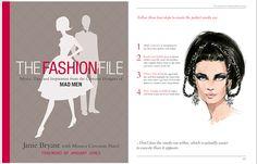 Mad Men Fashion Book. By Janie Bryant Forward by January Jones