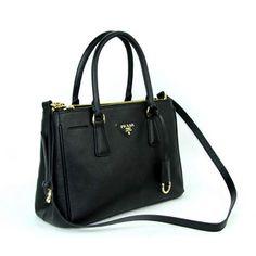 prada replica leather handbag