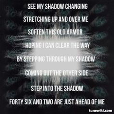 Tool - Forty Six and Two #song #lyrics #Tool