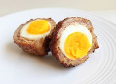 Primal Scotch Egg