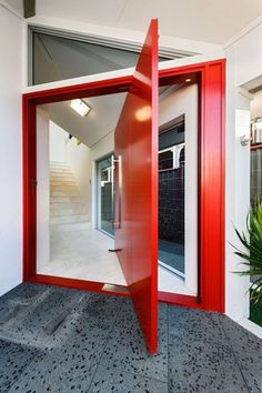 Ideas for modern front door colors exterior design