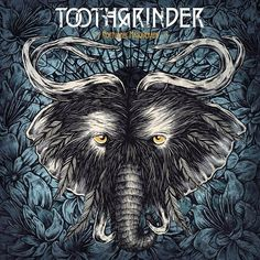 "[CRÍTICAS] TOOTHGRINDER (USA) ""Nocturnal masquerade"" CD 2016 (Spinefarm Records)"