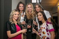 Modelky na přehlídce - outfity z nové kolekce Liu Jo. Dostupné v SV Boutique Pardubice. /models / cava / fashionshow