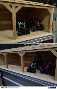 Wooden Toy Barn, Doll House For Boys, Niklas, Farm Toys, Construction, Kids Room Art, Wood Toys, Voici, Farms