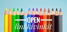 Open linkkivinkit Art Supplies, Language, Teaching Ideas, Languages, Language Arts