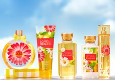 Say hello to our happiest fresh & playful scent under the sun!