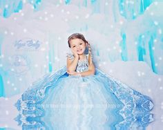 Queen Elsa Frozen costume by FabTutus by FabTutus on Etsy