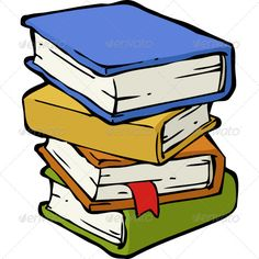 clip art books black and white clipart stack of books in black and rh pinterest com book clipart brown book clip art free