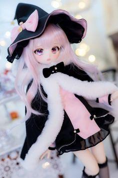 Kawaii Doll, Kawaii Anime Girl, Ooak Dolls, Blythe Dolls, Personajes Monster High, Cute Baby Dolls, Dream Doll, Beautiful Barbie Dolls, Smart Doll