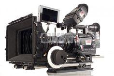 Sony PMW-F3 Camera with S-Log & Gemini/CineDeck Camera