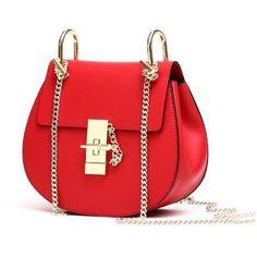 Star with Mini Handbag (130 BRL) ❤ liked on Polyvore featuring bags, handbags, purses, bolsas, mini hand bags, red handbags, red bag, red mini bag and mini purse