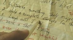 The Bucket List (2007) by Jack Nicholson and Morgan Freeman