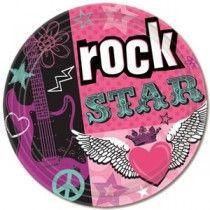 Rock Star - Kalastema | Barnkalaset.se