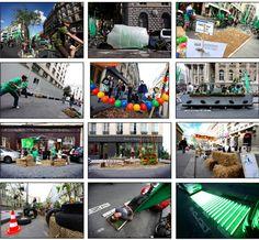 Nous avons découvert Parking day, http://www.parkingday.fr/ Retrouvez prochainement un article sur COSI, le Blog
