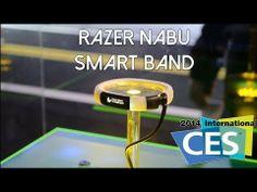Razer Nabu Smart Band [CES 2014] #smartwatch