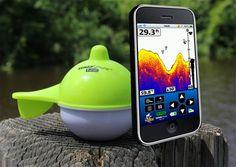 SonarPhone T-POD Fish Finder - Smart Phone - Tablet - Wifi - $126