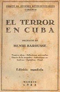 HOTEL TELÉGRAFO: El terror en Cuba (prefacio)