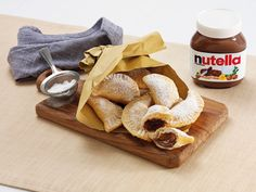 Fagottini dorati con Nutella® - nutella.com