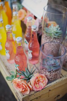 Spanish Bridal Fashion with Mexican Wedding Inspiration - Papel Picado and Succulents | Heavenly Blooms