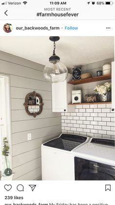 kitchen decoration – Home Decorating Ideas Kitchen and room Designs Laundry Room Remodel, Laundry Room Storage, Laundry Room Design, Laundry In Bathroom, Laundry Rooms, Basement Laundry, Laundry Area, Mud Rooms, Washroom