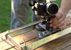 Camera Slider - Photography Tips You Need To Understand About Diy Camera Slider, Mini Camera, Simple Camera, Camera Angle, Camera Gear, Photography Equipment, Lamp Design, Videography, Sliders