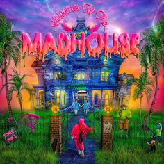 Welcome To The Madhouse Tones And I Album