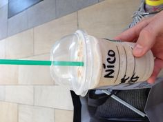 #starbucks caramel #frappuccino in Miami.