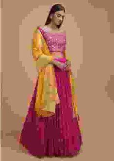 Lengha Choli, Lehenga Choli Online, Exclusive Collection, Shopping, Design