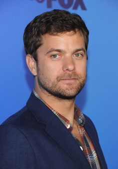 Joshua Jackson. I have loved home since he was Pacey on Dawson's Creek