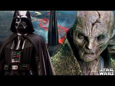 Why Snoke Is So Facinated With Darth Vader - Star Wars The Last Jedi Explained (SPOILERS)