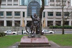 11 Sculptures Statues Of Portland Oregon Ideas Sculptures Statues Oregon Sculptures