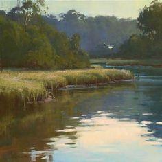 Artist - Cindy Baron American Painter.