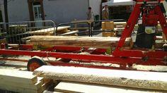 Scierie mobile Johan Burstert → Forêt dans La Ville → Sainte-Marie-Aux-Mînes