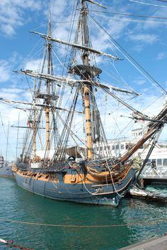 HMS Surprise Replica