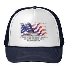 #Our Flag Veterans Day Hat - #VeteransDay Veterans Day #usa #american #flag #patriotic #4thofjuly #memorialday #veterans #patriot #independenceday #americanpride #starsandstripes