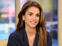 Queen Rania of Jordan.  The Best Ambassador for Middle East, Mother, Wife, and Activist.