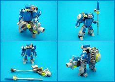 - Solar Union Peacekeeper Frame - Custom by