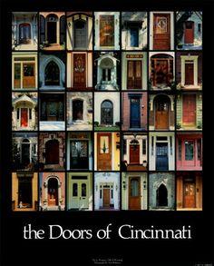 Doors of Cincinnati