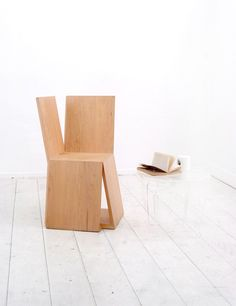 Cross chair