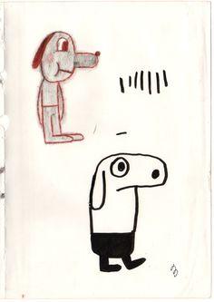© Delphine Durand #Illustration  #dog
