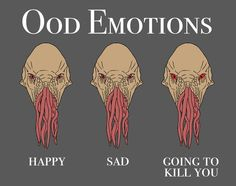 Ood Emotions