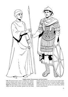 Byzantine Fashions 27
