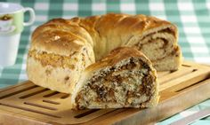 › MdeMulher › Culinária › Receitas Pão de amendoim