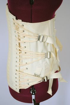 Vintage corset for Men- Etsy.