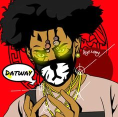 ayo and teo dessin The Sims, Savage Kids, Ayo And Teo, Simpsons Tattoo, Gamer Pics, Dope Cartoons, Dance Legend, Dope Wallpapers, Dope Art